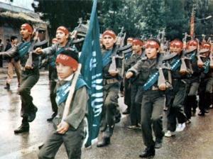 Basij boys