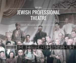jewish theatre